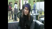 Ville at Download Fest  08 Interview