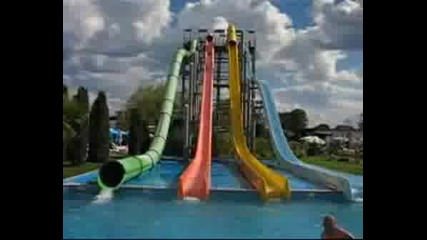 Bulgaria - Sunny Beach - Aquapark Action