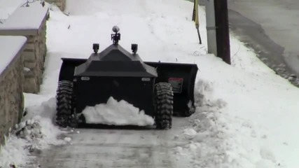 Снегорин робот