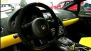 2014 Lamborghini Gallardo Lp570-4 Squadra Corse - Exterior and Interior Walkaround