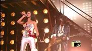 Katy Perry & Joe - We Will rock you [hd]