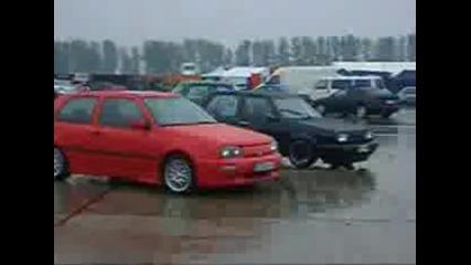 Drift s Moskvich2140