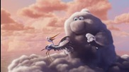 Disney - Pixar - Partly Cloudy - Hd