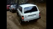 Off Road Toyota 4x4 Landcruiser Hdj80