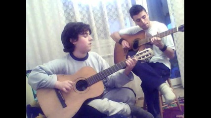 Yasen & Daniel - The Brothers - Master of Puppets (metallica cover)