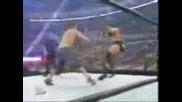 Wrestle Mania 21 John Cena Vs Jоhn Bradshaw Layfield Part 2