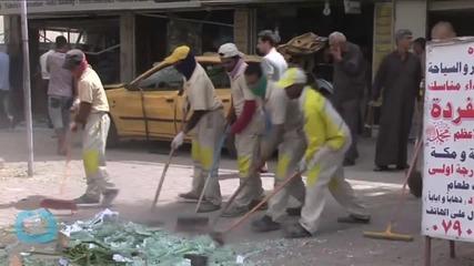 Car Bomb in Baghdad Commercial Area Kills at Least 5 Civilians