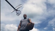 Как един 165 сантиметров баскетболист се научи да забива...