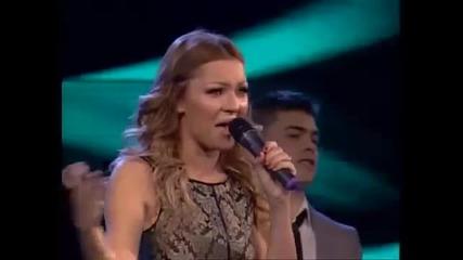 Ivana Selakov - Pobedicu bol - Zvezde Granda - (TV Pink 2012)
