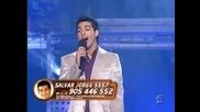 Евровизия 2008 Испания  -Jorge Gonzalez - Dormir Contigo