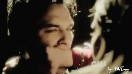 Damon & Elena - Just a kiss