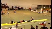 Leka Atletika Long Jump - Djoko 8.00