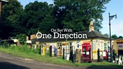 ' Оne Direction' - зад сцената на нова фотосесия