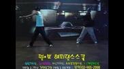 Танцови Стъпки - Usher - Pop Ya Collar
