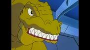 Extreme Dinosaurs S01e07 Saurian Sniffles part 2