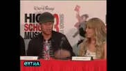 High School Musical 3 Press Conference - 2.05.2008