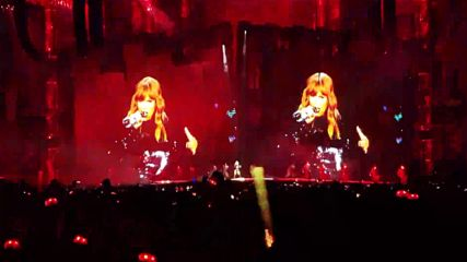 На живо от Глендейл! Taylor Swift - … Ready For It? - Reputation Stadium Tour