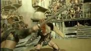 Кървавите битки на Гладиаторите