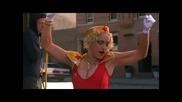 Мадона като пееща телеграма във филма Blue In The Face