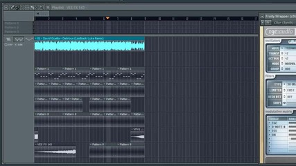 (laidback Luke Remix) Remake in Fl Studio 8 [hd]