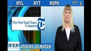 (myl, Nyt, Nsph) Crwenewswire Stocks to Watch