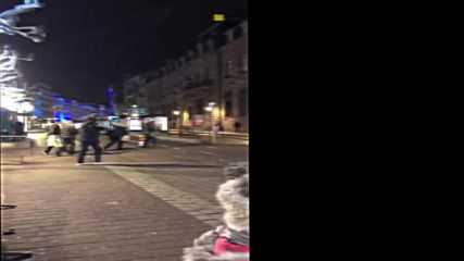 France: 2 dead, at least 11 injured following shooting near Strasbourg Christmas market