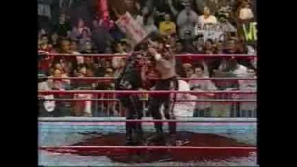 Sting Vs Vampyro Wcw Blood Bath Match