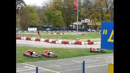 Drifting - Karting track Lauta