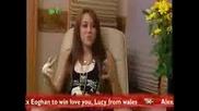 Miley Cyrus - Итервю ;