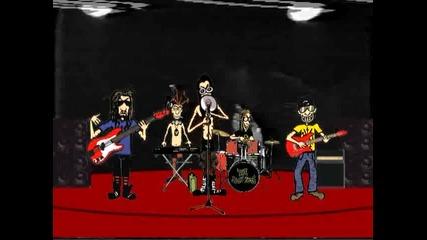 Marilyn Manson & Spooky Kids - Thrift ( Hyper Rare Promo) 2004