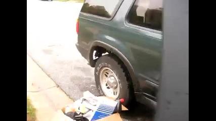 свързване на усилвател и буфер в кола part 2