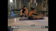 Ab Ripper X Part 2 (най - добрите упражнения за корем)