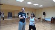 Dancing Stars - Какво ни готвят Дарин и Ани във филмовата седмица - 07.04.2014г.