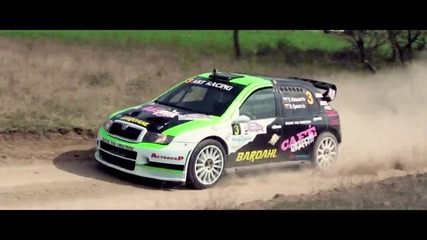 "ŠKODA WRC - РАЛИ ""ВАРНА"" 2015"
