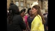 Кейт Мидълтън ще роди в същата болница като принцеса Даяна