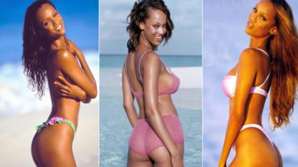 Тайра Банкс - красива и секси на 46