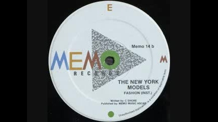 The New York Models - Fashion inst.