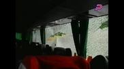 Разбитият Автобус На Цска