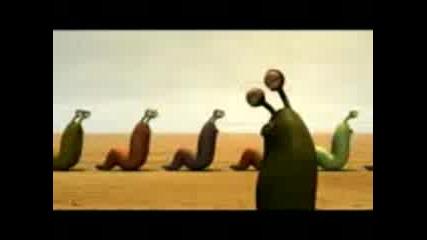 Луди Извънземни - Анимация
