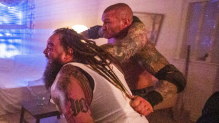 Randy Orton vs. Bray Wyatt – House of Horrors Match: WWE Payback 2017 (Full Match)