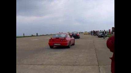 Fiat Coupe ft Skoda Octavia