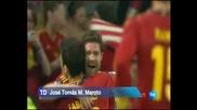 Шави и Алонсо контузени, няма да играят за Испания срещу Уругвай