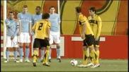 Арис 0:0 Манчестър сити