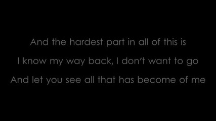 Icon For Hire - The grey w/ lyrics