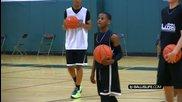 Момче на 13 години бъдеща Nba звезда