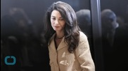 Amal Clooney Continues to School NYC on Sophisticated Street Style