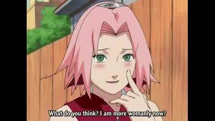 Sakura and Naruto - lovers