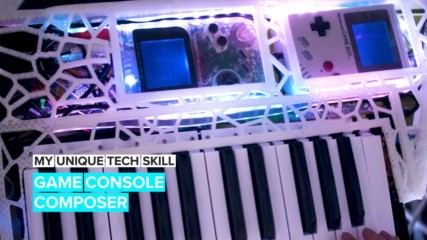 My Unique Tech Skill: The game console musician