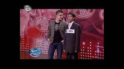 Кен Лий Е Вече Мит ! Тук Е Мустафа , Music Idol 3