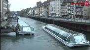 Бъдещи евробюрократи на разходка из Страсбург